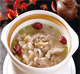 唐味土鸡汤