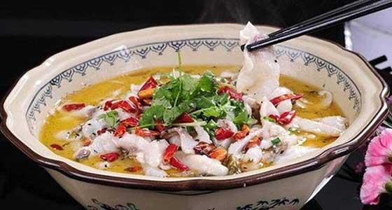番鱼酸菜鱼加盟