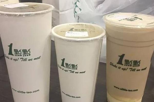 上海一点点奶茶加盟费多少钱